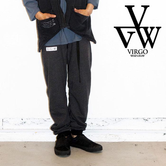 【SALE30%OFF】 VIRGO ヴァルゴ パンツ INVOIVING SWT PANTS 【スウェットパンツ】【セール】【2019 LATE FALL&WINTER新作】【VG-