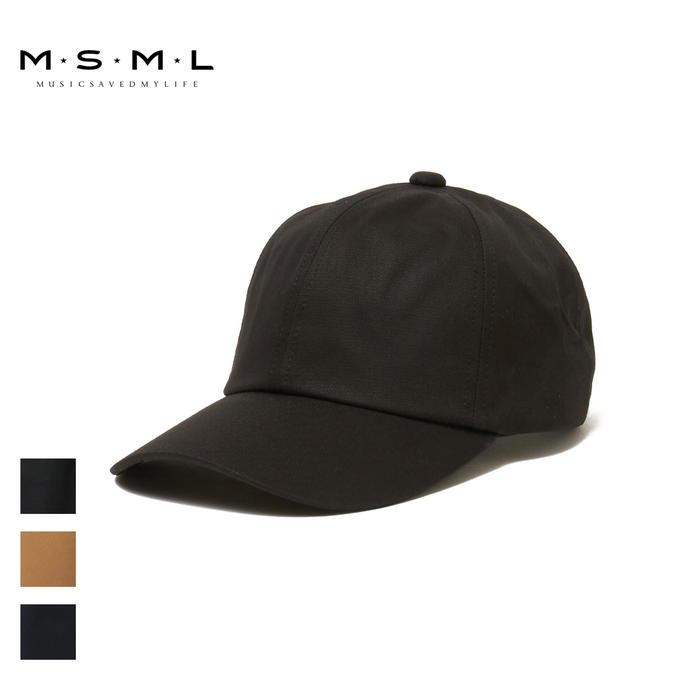 【先行予約】 MSML VENTILE CAP M11-02A5-HW01 21AW T$UYO$HI BONEZ キャップ 帽子 ベースボールキャップ カジュアル ファッション