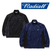 RADIALL(ラディアル) FLAV - TRACK JACKET 【2019 SPRING&ampSUMMER COLLECTION】 【RAD-19SS-CUT012】【トラックジャケット】