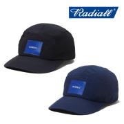 RADIALL(ラディアル) YOSEMITE-CAMP CAP 【2019 SPRING&ampSUMMER COLLECTION】 【RAD-19SS-HAT008】【キャップ】