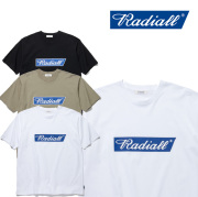 RADIALL(ラディアル) FLAGS-CREW NECK T-SHIRT S/S 【2019 SPRING&SUMMER COLLECTION】 【RAD-19SS-TEE007】【Tシャツ】