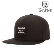 BRIXTON(ブリクストン) WHEELER SNAPBACK CAP 【2019HOLIDAY新作】【キャップ 帽子】