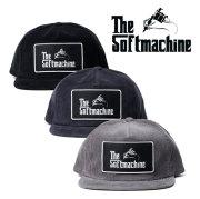 SOFTMACHINE(ソフトマシーン) GOD CORD CAP(CORDUROY CAP) 【2019AUTUMN/WINTER新作】 【コーデュロイキャップ】【帽子】