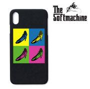 SOFTMACHINE(ソフトマシーン) VELVETS  iPhone CASE(7&amp8PlusXXRXSXS MAX) 【2019AUTUMN/WINTER新作】【iPhoneケース】