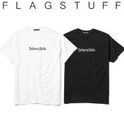 "F-LAGSTUF-F(フラグスタフ) &quotDelivery Hells"" Tee 【19AW-DH-23】 【F-LAGSTUF-F】【FLAGSTUFF】【Delivery Hells】 【フラグス"