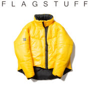 F-LAGSTUF-F(フラグスタフ) MONSTER JKT MOD 【アウター ダウン ジャケット】【送料無料】【19AW-FS-03】【FLAGSTUFF】【フラグス