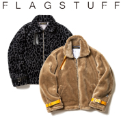 F-LAGSTUF-F(フラグスタフ) FUR B-3 【アウター ジャケット ファー】【送料無料】 【19AW-FS-05】【FLAGSTUFF】 【フラグスタフ