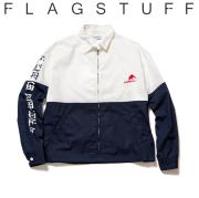 F-LAGSTUF-F(フラグスタフ) 2TONE SWING TOP 【F-LAGSTUF-F】【フラグスタフ】【フラッグスタッフ】 【19SS-FS-06】