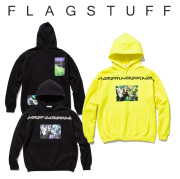 F-LAGSTUF-F(フラグスタフ) &quotLabo&quot HOODIE 【2019 SPRING&ampSUMMER COLLECTION】 【F-LAGSTUF-F】【フラグスタフ】【フラッグスタッ