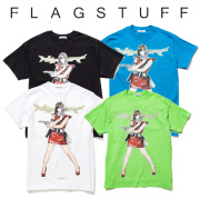 F-LAGSTUF-F(フラグスタフ) &quotDream and reality&quot Tee 1 【2019 SPRING&ampSUMMER COLLECTION】 【F-LAGSTUF-F】【フラグスタフ】【フ