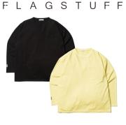 F-LAGSTUF-F(フラグスタフ) BIG L/S Tee 【ロングスリーブTシャツ ロンT】【20SS-FS-ST-03】 【F-LAGSTUF-F】【FLAGSTUFF】 【フ