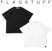 F-LAGSTUF-F フラグスタフ Tシャツ US Fabric S/S Tee 【半袖Tシャツ】【20SS-FS-ST-06】 【F-LAGSTUF-F】【FLAGSTUFF】【フラグ