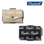 RADIALL(ラディアル) RAD'S - TINY WALLET 【ウォレット 財布】【COM-ONO コラボレーション】【2020 SPRING&ampSUMMER COLLECTION】【