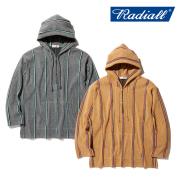 RADIALL(ラディアル) SKUNK - HOODIE SWEATSHIRT L/S 【バハパーカー】【RAD-20SS-CUT001】【2020 SPRING&ampSUMMER COLLECTION新作】