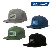 RADIALL(ラディアル) SYNDICATE - TRUCKER CAP 【トラッカーキャップ 帽子】【2020 SPRING&ampSUMMER COLLECTION】【RAD-20SS-HAT007