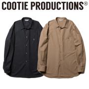COOTIE(クーティー) Supima Typewriter L/S Shirt  【送料無料】【CTE-19A405】【長袖シャツ】