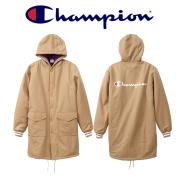 CHAMPION(チャンピオン) ハーフコート 【アクションスタイル】 【送料無料】【2019FW】 【ベーシック】【C3-Q603】【シンプル お