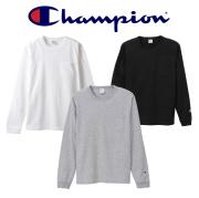 CHAMPION(チャンピオン) T1011 LONG SLEEVE TEE SHIRT ポケット付きロングスリーブTシャツ【MADE IN USA 】【春夏新作 2020SS】【C