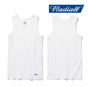 RADIALL(ラディアル) BASIC-TANK TOP 【2019 SPRING&SUMMER COLLECTION】 【RAD-19SS-CUT019】【タンクトップ】