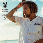 """CRIMIE PLAYBOY SERIES"" meets The BONEZ in Hawaii PLAYBOY GIRL PHOTO SHIRT 【CR01-01K3-SH74】【シャツ】 【送料無料】【PLA"