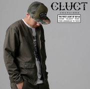 CLUCT(クラクト) MILITARY VINTAGE SHIRT 【2019SUMMER/AUTUMN新作】【送料無料】 【#03013】【ミリタリー シャツ】