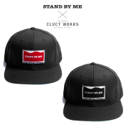 CLUCT(クラクト) BASEBALL CAP【CLUCT×STAND BY ME】 【2019HOLIDAY新作】【#04013】【キャップ 帽子】【アメカジ おしゃれ 黒