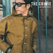 CRIMIE(クライミー) メンズ ミリタリー ボア パーカー コットン100%【C1H5-JK18】【XS S M L XL XXL】【ブラック カーキ 黒】AUTUMN