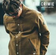 CRIMIE(クライミー) メンズ ジャケット ミリタリー ボア コットン100%【C1H5-JK19】【XS S M L XL XXL】【ブラック カーキ 黒】AUTU