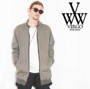 VIRGO ヴァルゴ バルゴ CLASH MIDDLE JKT 【2019 SUMMER&ampEARLY FALL新作】【送料無料】 【VG-JKT-205】【ジャケット】