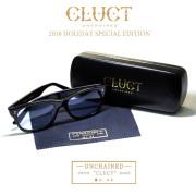 CLUCT(クラクト) 鯖江 SUNGLASSES 【2018HOLIDAY SPECIAL EDITION】 【サングラス】【メガネ 眼鏡】【#02976】