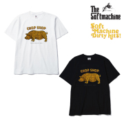 SOFTMACHINE(ソフトマシーン) CHOP SHOP-T(T-SHIRTS)(2015) 【SOFTMACHINE DIRTY HITS】【復刻 Tシャツ】