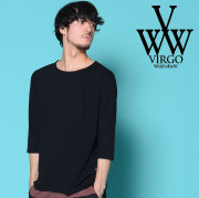 VIRGO ヴァルゴ バルゴ PERFECTION ARMOR 7 【2018-19HOLIDAY/SPRING新作】 【VG-CUT-380】【カットソー】