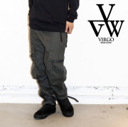 VIRGO ヴァルゴ バルゴ BOMB ROCK SPECIAL CARGO PT 【2019 LATE FALL&ampWINTER新作】【送料無料】 【VG-PT-314】【カーゴパンツ】