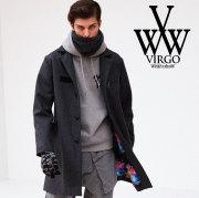 VIRGO(ヴァルゴ) BRITISH WOOL COAT 【2018FALL/WINTER新作】 【VG-JKT-193】【ウール コート】