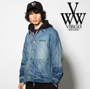 VIRGO(ヴァルゴ) VGW COVERALLS 【2018FALL/WINTER新作】 【VG-JKT-197】【カバーオール】