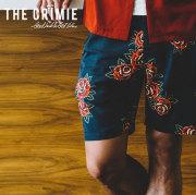 CRIMIE(クライミー) ROY ROSE ALOHA SHORTS 【2019SPRING/SUMMER新作】 【C1K1-PT04】【アロハ ショートパンツ】