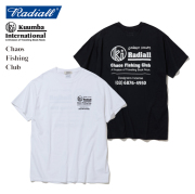 RADIALL(ラディアル) GOLDEN HOURS - CREW NECK T-SHIRT S/S 【2019 SPRING&ampSUMMER SPOT COLLECTION】 【RAD-19AW-SPOT-JW004】【
