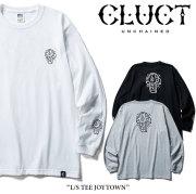 CLUCT(クラクト) L/S TEE JOYTOWN 【2018AUTUMN新作】【#02785】