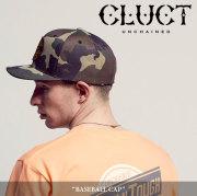 CLUCT(クラクト) BASEBALL CAP 【2018AUTUMN先行予約】 【キャンセル不可】 【#02838】