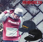 ANIMALIA(アニマリア) LONGHORN Cap 【2018AUTUMN/WINTER新作】 【アニマリア ロゴ キャップ】【AN18A-CP09】