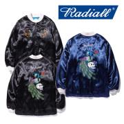 RADIALL(ラディアル) PEAFOWL-SOUVENIR COAT 【2018 AUTUMN &amp WINTER COLLECTION】 【RAD-18AW-JK013】