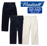 RADIALL(ラディアル) T.N. UTILITY PANTS 【2018 AUTUMN & WINTER COLLECTION】 【TN-18AW-PT005】