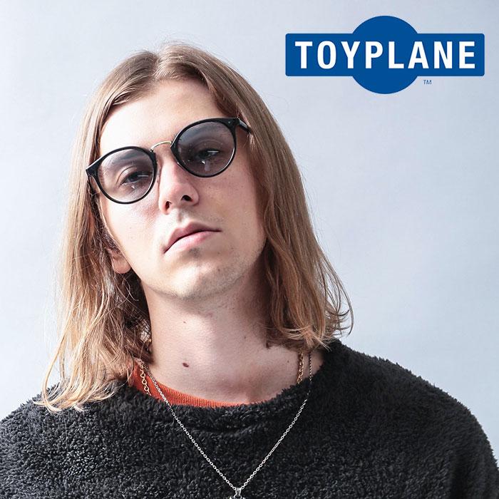 TOYPLANE(トイプレーン) T-DEP 【サングラス グラサン 眼鏡】 【TP19-FAC01】【2019 LATE FALL&WINTER新作】