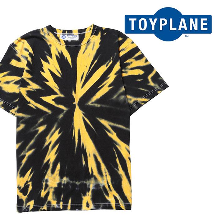 TOYPLANE(トイプレーン) LIGHTNING TIE DYE TEE 【Tシャツ】【2020 1st 先行予約】【TP20-HCS03】【キャンセル不可】