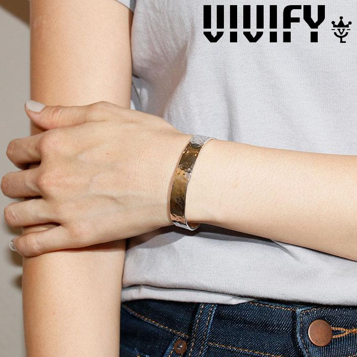 VIVIFY(ヴィヴィファイ)(ビビファイ) Gold Patch Bangle 【VIVIFY バングル】【VFB-159】【オーダーメイド ハンドメイド 受注生産