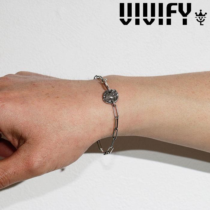 VIVIFY(ヴィヴィファイ)(ビビファイ) Ancient Coin Blacelet 【VIVIFY ブレスレット】【VFB-161】【オーダーメイド ハンドメイド