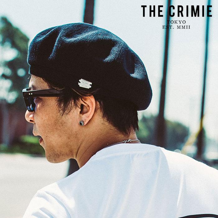 "CRIMIE(クライミー) THE BERET 【""THE"" SERIES COLLECTION 先行予約】【定番商品】【キャンセル不可】【CRA1-HWCP-BR01】【ベレー"
