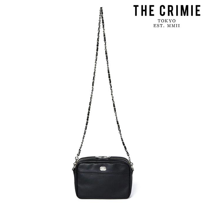 "CRIMIE(クライミー) SHOULDER BAG 【""THE"" SERIES COLLECTION 先行予約】【定番商品】【キャンセル不可】【CRA2-WB01-BG05】【ショ"