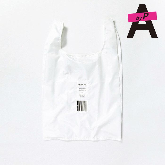 A by P ULB04 Reusable Bag 【エコバッグ】【予約商品】【キャンセル不可】