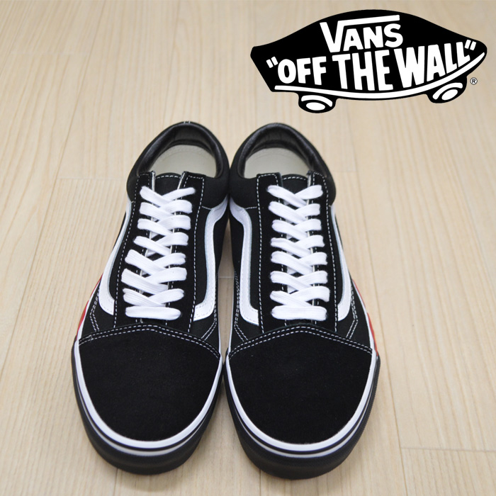 【VANS(バンズ)】 OLD SKOOL (FLAME CUT OUT) BLACK/TRUE WHITE 【VANS スニーカー】【オールドスクール】【VN0A38G1UJG】